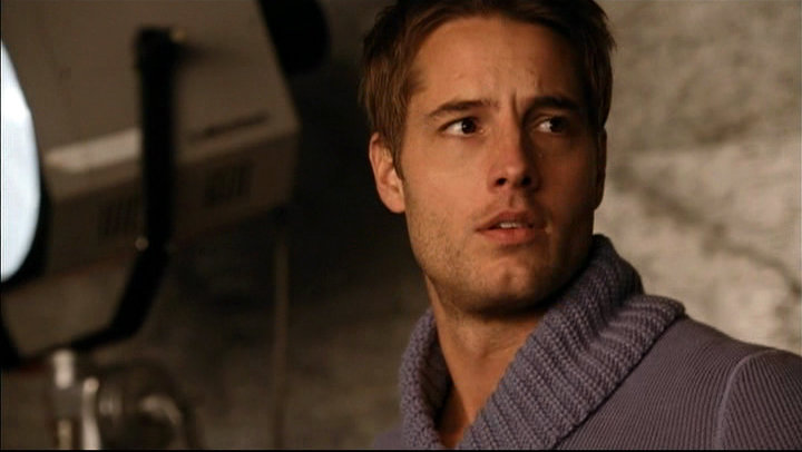 Justin Hartley on Revenge