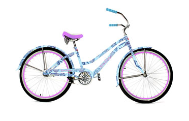 Lilly Pulitzer Beach Cruiser