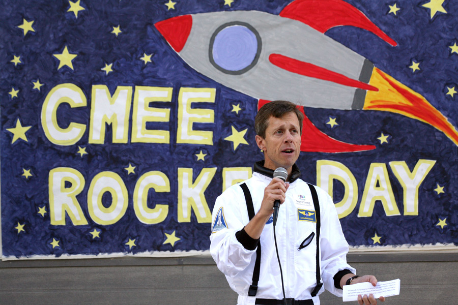 Rocket Day at CMEE