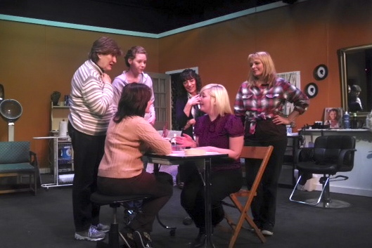 """Steel Magnolias"" at North Fork Community Theatre"