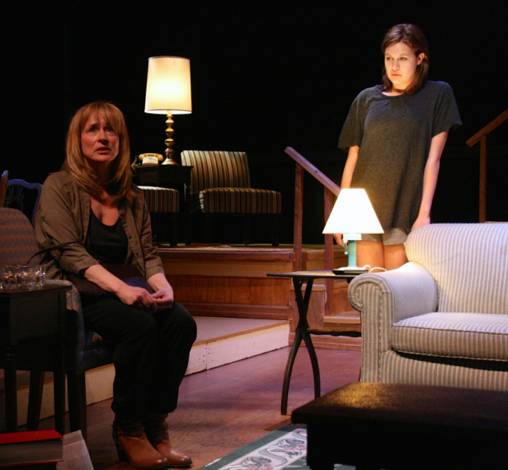 Bonnie Grice as Barbara and Emily Selyukova as Jean.
