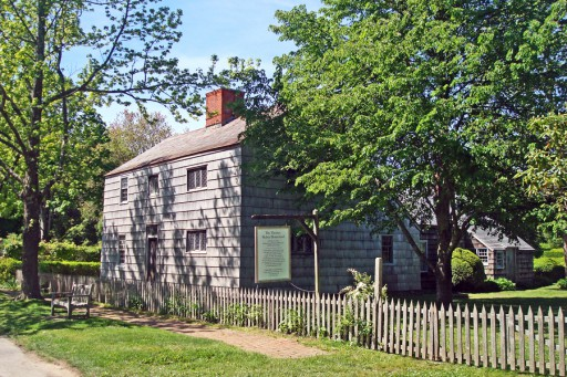 Thomas Halsey Homestead