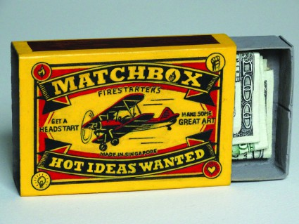 """Matchbox"" by Rosenthal"