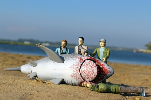 Jaws ReAction Figures