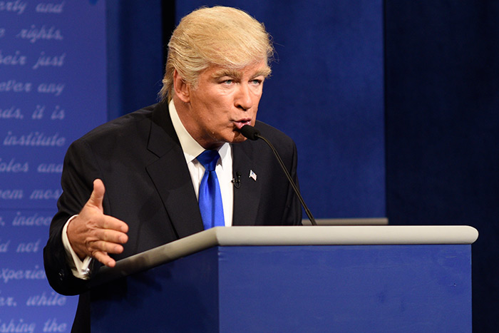 Alec Baldwin Was a Perfect Donald Trump on Saturday Night Live