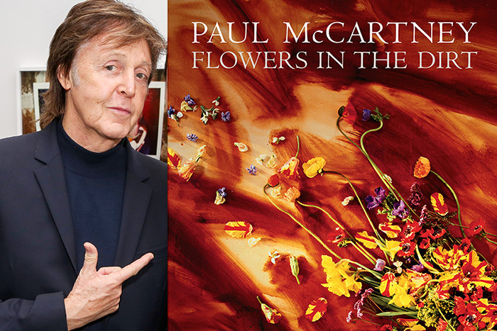 Paul McCartney Rereleased 'Flowers in the Dirt' Today