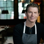 Bobby Flay is a keynote speaker at the 2017 Stony Brook Food Lab Conference