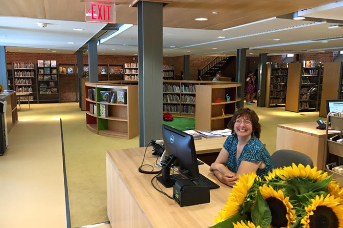 Children's Librarian Sue Farrell Remembered at JJML May 19