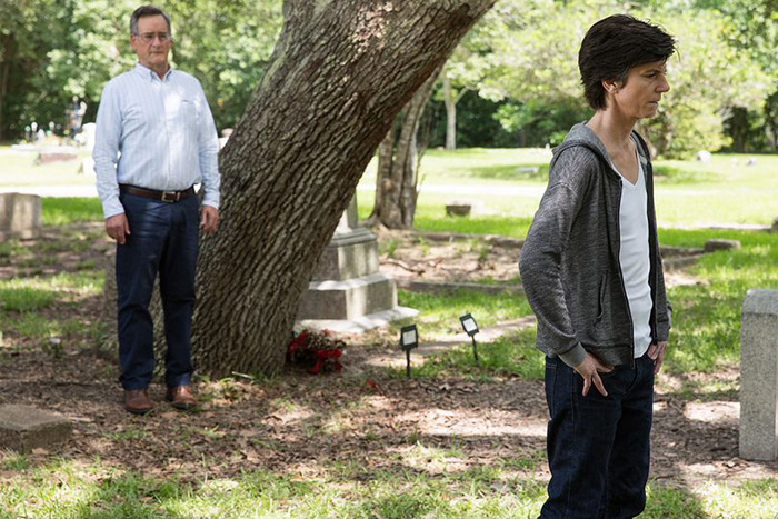 "John Rothman and Tig Notaro in ""One Mississippi"""