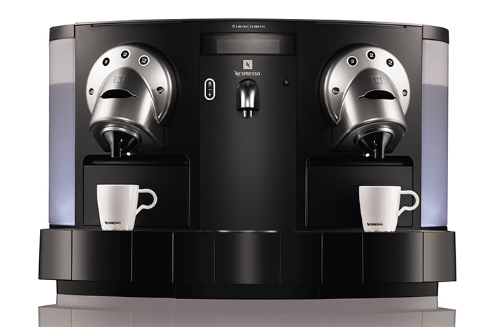 Nespresso machine are all the rage with Hamptons buyers