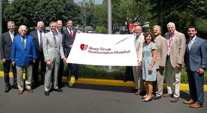 Stony Brook Southampton Hospital is open for business!
