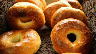 What's the difference between a bagel?