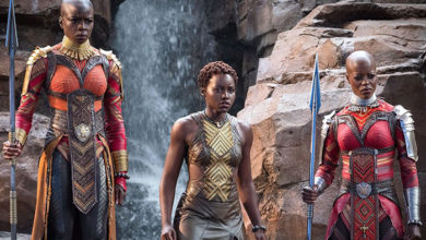"The women of Marvel's ""Black Panther"""