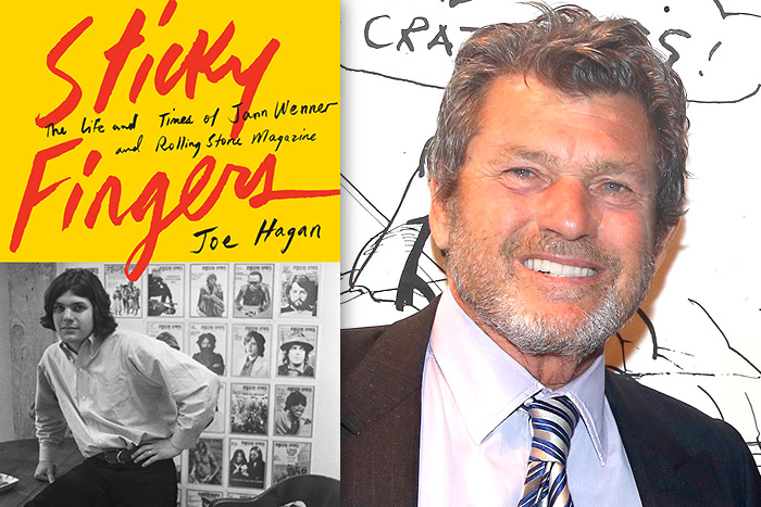 'Sticky Fingers' Offers a Backstage Pass to Jann Wenner's Life