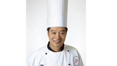 CHEF PHILIPPE CHOW.