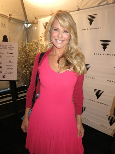 Christie Brinkley,