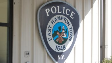 East Hampton Town Police Department.