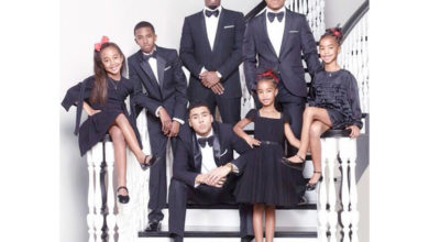 Sean Diddy Combs' Christmas Card