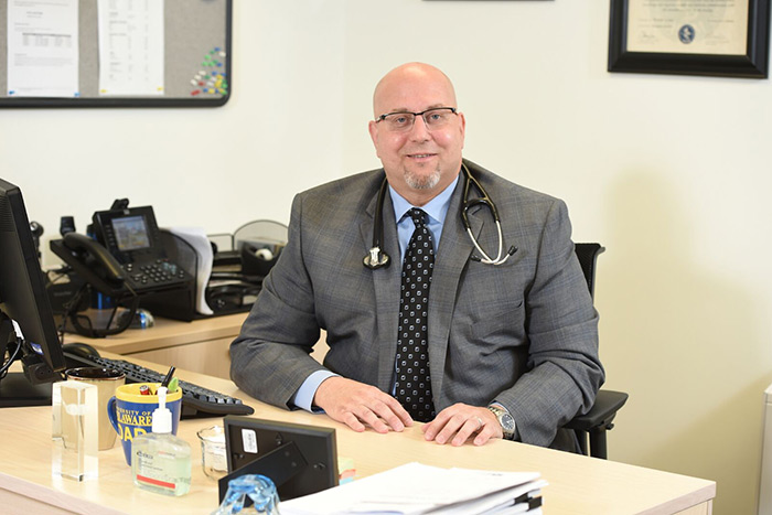 Dr. Garbely of Caron Treatment Centers