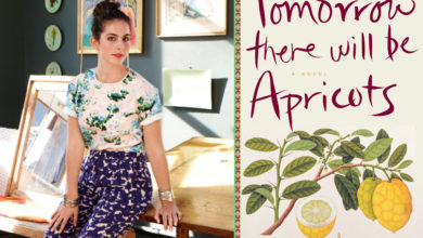 Tomorrow There Will Be Apricots author Jessica Soffer kicks off the spring Writers Speak Wednesday series on February 25