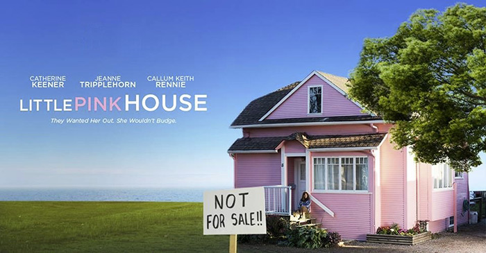 Little Pink House movie poster