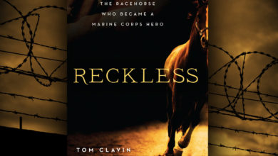 """""""Reckless"""" by Tom Clavin."""