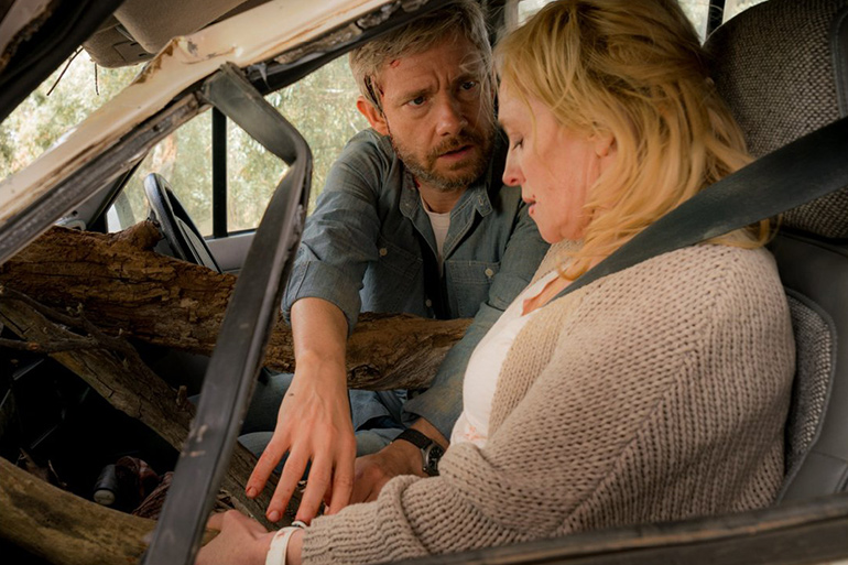 Andy and Kay, played by Marting Freeman and Susie Porter