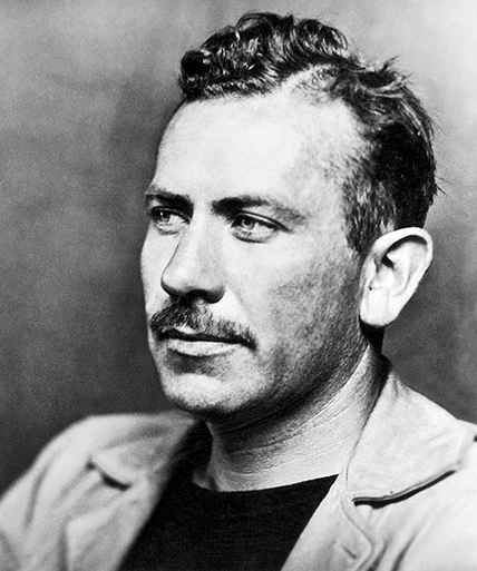 John Steinbeck, Photo: McFadden Publications, 1939
