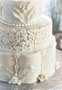 Royal Inspired Cake by Jerri's Cakery & Confections, Inc.