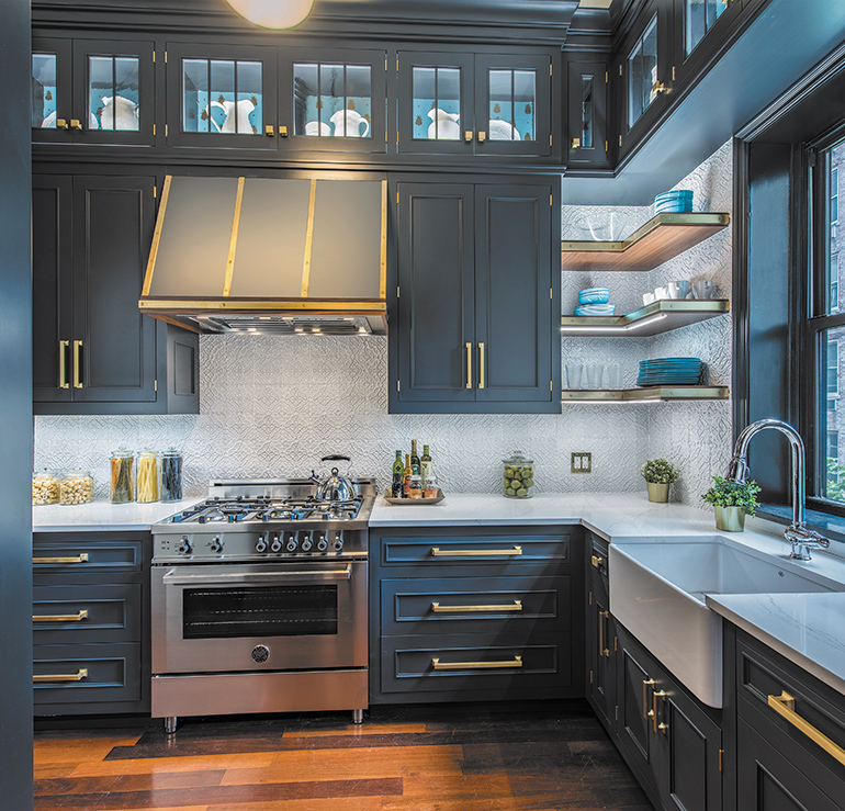 Kitchen by Ciuffo Cabinetry