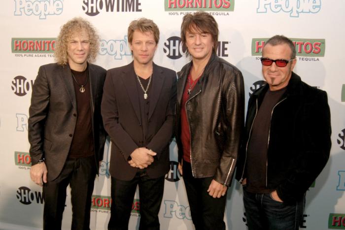 David Bryan, Jon Bon Jovi, Richie Sambora, Tico Torres, Photo: ©PATRICKMCMULLAN.COM