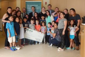 CMEE received a $10,000 grant from Bridgehampton National Bank.