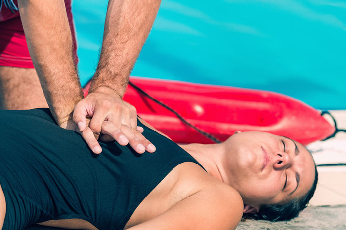 Why do less people give women CPR than men?