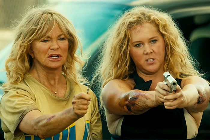 "Goldie Hawn and Amy Schumer in the ""Snatched"" trailer"