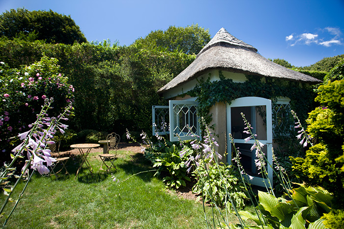Grey Gardens Fairy Cottage