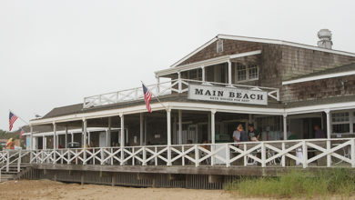 Main Beach pavilion