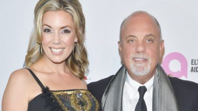 Billy Joel with wife Alexis Roderick
