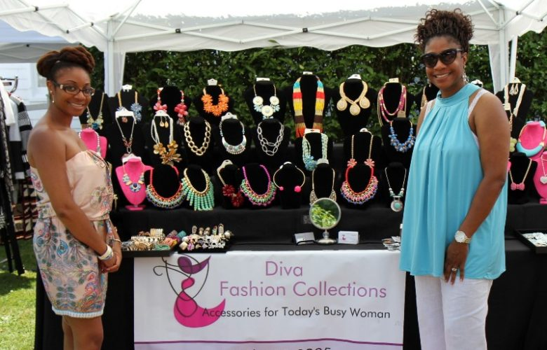 Shennan and Felicia from Diva Fashion Collections