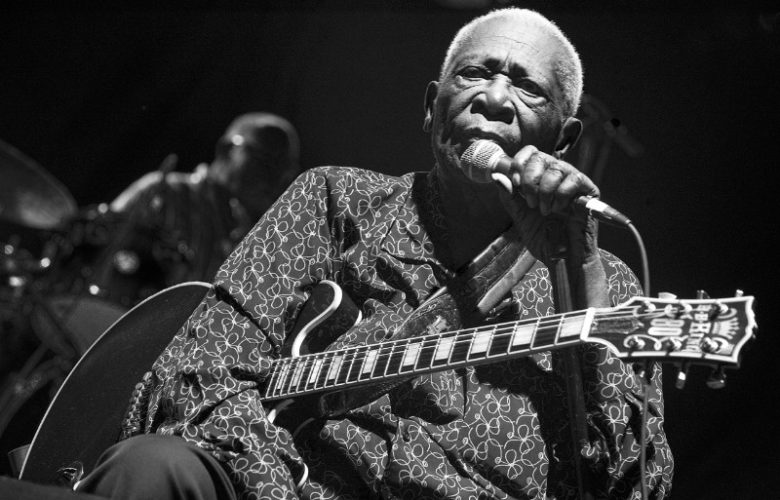 B.B. King at the Great South Bay Music Festival