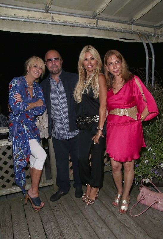 Bobby Zarin and guests