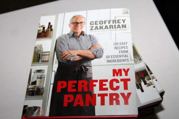 """My Perfect Pantry"" by Geoffrey Zakarian"