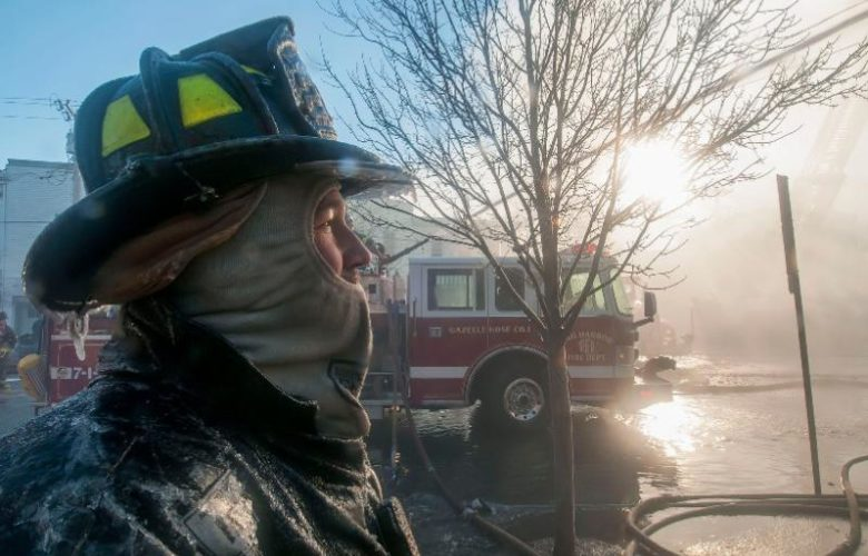 The December 16, 2016 Sag Harbor fire