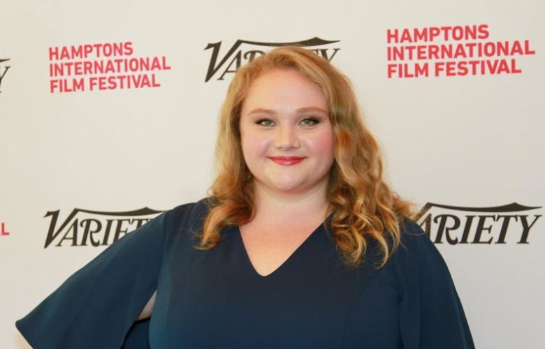 Actress Danielle MacDonald. Notable credits: PATTI CAKES, EVERY SECRET THING. Upcoming movies LADY BIRD, DUMPLIN', WHITE GIRL PROBLEMS