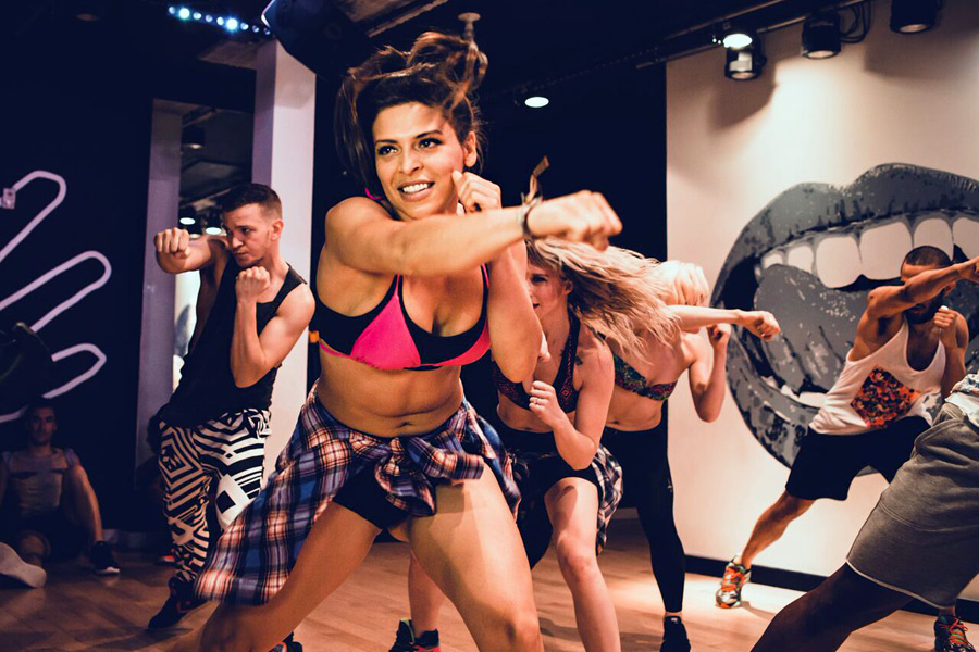 305 Fitness is part workout, part rave