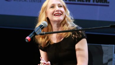 A Conversation with Patricia Clarkson at Bay Street Theater in Sag Harbor.