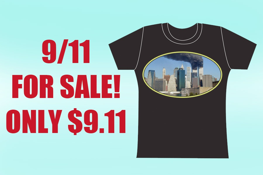 9/11 For Sale