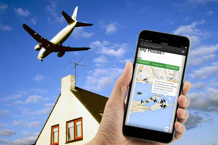 Airport Noise App