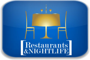 Dan's Best of the Best restaurants & nightlife category graphic