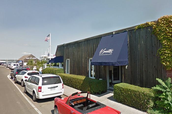 Le Bilboquet will take over the former B. Smith's, Harlow East and Decker's spot on Long Wharf