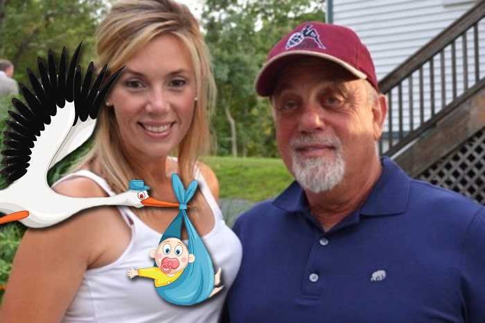 Billy Joel and Alexis Roderick had a baby!